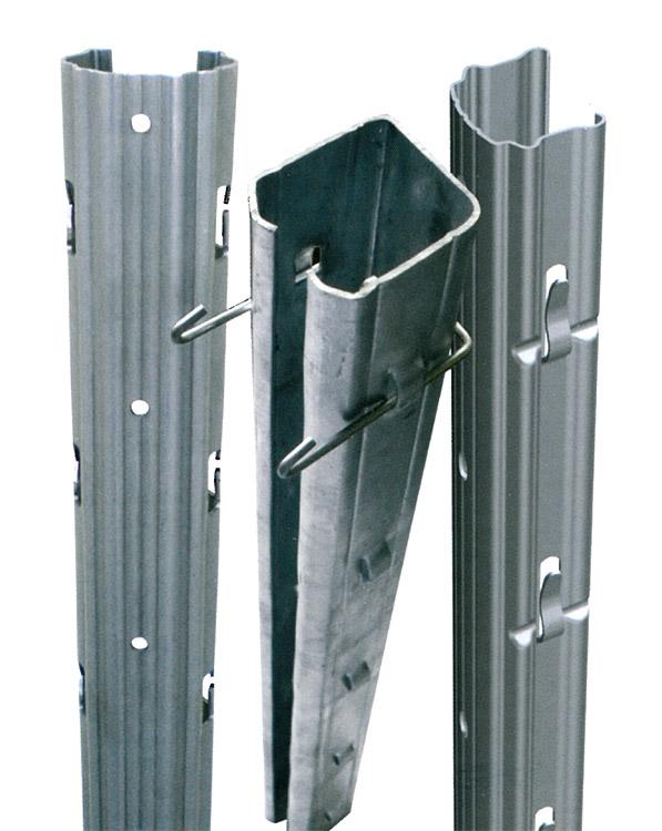 Pali zincati per vigneto prezzi pali per vigneto in ferro for Pali in plastica per vigneto